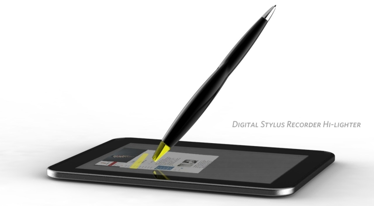 Stylus_Recorder_Digital_Hilighter
